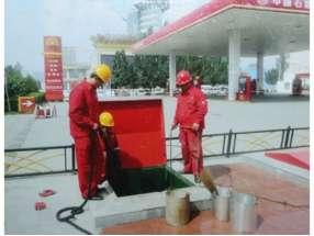 内蒙古鄂尔多斯加油站 (3)
